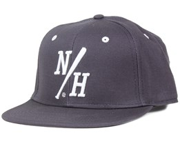 Batter Navy Snapback - Northern Hooligans