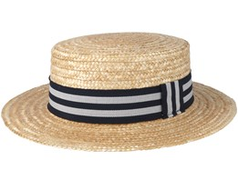 Adam Natural Straw Hat - MJM Hats