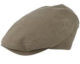 Pedro Khaki Flat Cap - MJM Hats