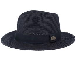 Felix Toyo Black Traveller - MJM Hats