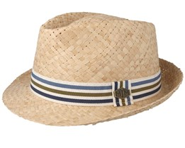 Stylish Raffia Natural Straw Hat - MJM Hats