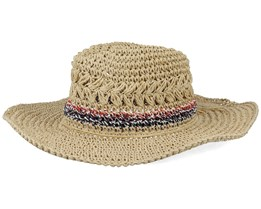 Adena Women Paper Natural Sun Hat - MJM Hats