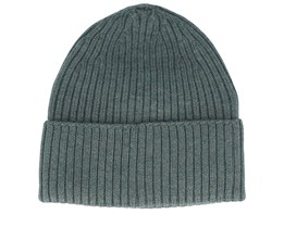 Merino Wool Army Green Cuff - MJM Hats