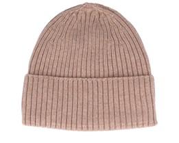 Merino Wool Camel Beige Cuff - MJM Hats