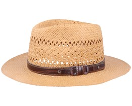 Western Paper Brown Traveller - MJM Hats