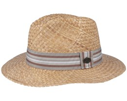Malik Natural Straw Hat - MJM Hats