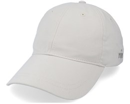 Baseball Cotton Mix Recycled Pet Beige White Dad Cap - MJM Hats