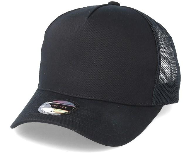 Reed Baseball Black Black Trucker - State Of Wow caps  c06ef0edad21