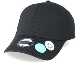 Trouper Baseball Cap Black Adjustable - State Of Wow