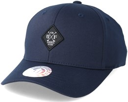 Noble Baseball Crown 2 Dark Navy Adjustable - Upfront