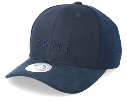FRNT Remix Baseball Dark Navy Adjustable - Upfront