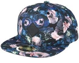 Kids Flow Pattern Snapback - State Of Wow