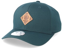 Offspring Crown 2 Dark Green Adjustable - Upfront