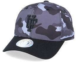 Kids Spinback Camo Youth Baseball Pattern/Black Adjustable - Upfront