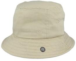 Gama 2 Bucket Hat Light Khaki Bucket - Upfront