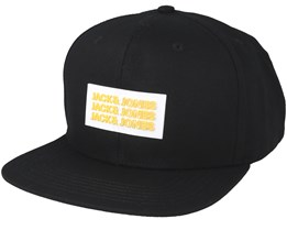 Urban Black Snapback - Jack & Jones