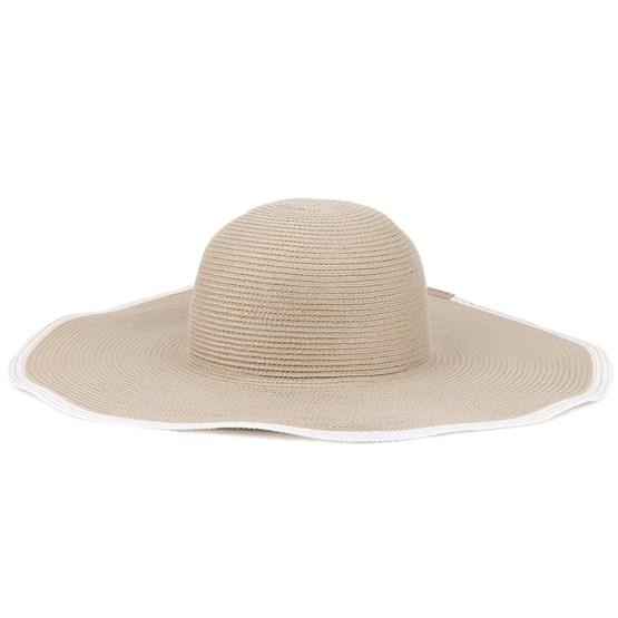 Hatt Damas Sand - Barts - Vit