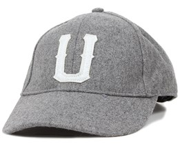 Baseball Light Grey/Melange Adjustable - Upfront