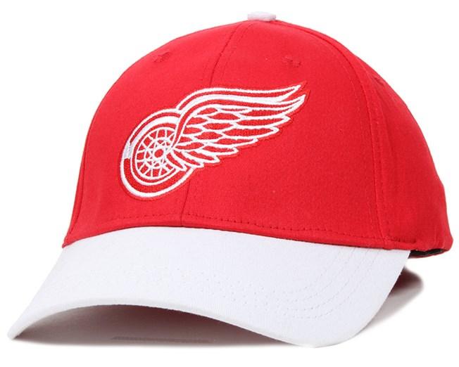 116107d3e920b Kids Detroit Red Wings Shut15 NHL Flexfit - 2U Active Wear caps ...