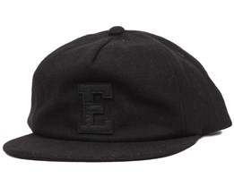 The A.R. Black Snapback - Emerica