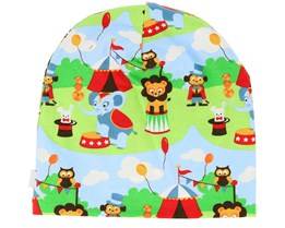 Kids Lion Circus Multi Beanie - Jny