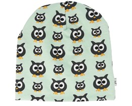 Kids Family Owl Baby Blue Beanie - JNY Kids