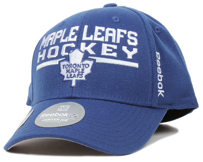 Toronto Maple Leafs Locker Room 2 Flexfit Reebok Cap