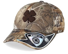 Hunt Lucky 15 Camo Flexfit - Black Clover