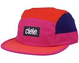 Gocap Standard Chaka Orange/Pink 5-Panel - Ciele