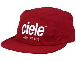 Gocap Athletics Cab Red 5-Panel - Ciele