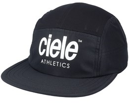 Gocap Athletics Whitaker Black 5-Panel - Ciele