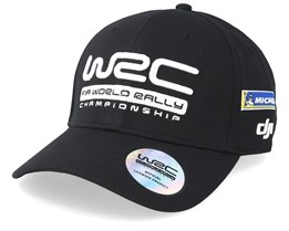 Official Championship Rally Black Adjustable - WRC