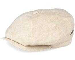 Laden Camel Flat Cap - Bailey