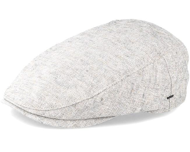 Soren Sand Flat Cap - Bailey caps  b8dbf2d8393