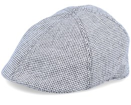 Rapol Grey Tweed Flat Cap - Bailey