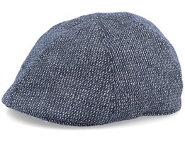 Gillett Black Flat Cap - Bailey