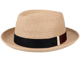 Ronit Natural Straw Hat - Bailey