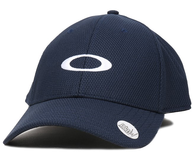 Golf Ellipse Navy Blue Adjustable - Oakley caps - Hatstoreworld.com 153c98bcf34
