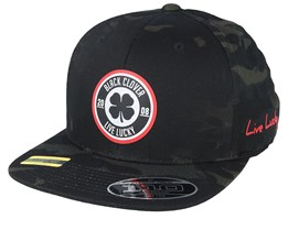 Multicam Patch 110 Snapback - Black Clover