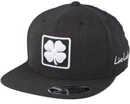Lucky Charcoal/White Snapback - Black Clover