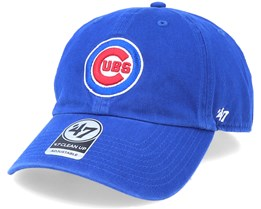 Chicago Cubs Clean Up Royal Blue/Red Adjustable - 47 Brand