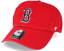 Boston Red Sox ´47 Clean up Red Adjustable - 47 Brand