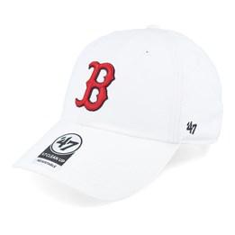 d5a658335 47 Brand Boston Red Sox 2 Tone Clean Up White Adjustable - 47 Brand AU   31.99 AU  39.99