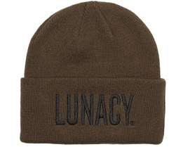 High Lunacy leaf Beanie - Sweet