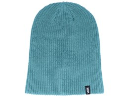 Mismoedig Oil Blue Long Beanie - Vans