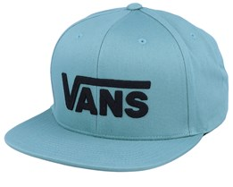Drop V II Oil Blue Snapback - Vans