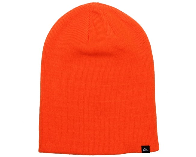 0a9b4f08f71 Jewell Slouch Neon Orange Beanie - Quiksilver beanies ...