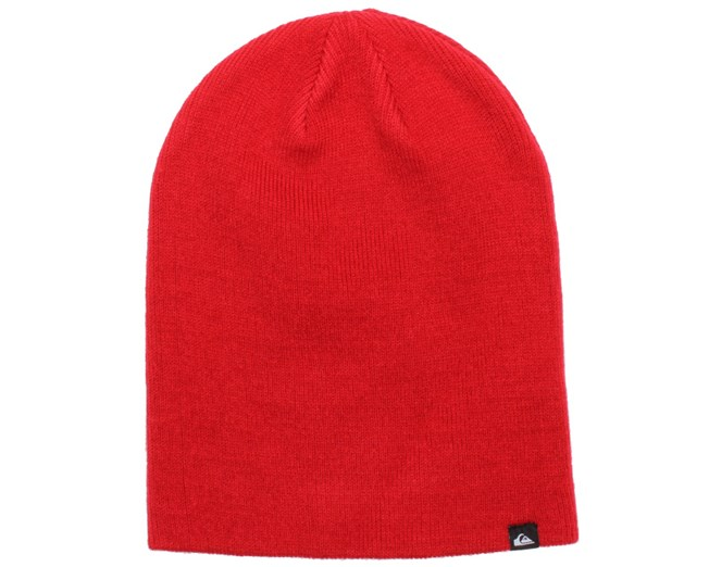 efed99f6a57 Jewell Slouch Quik Red Beanie - Quiksilver beanies