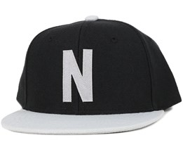 Away Black Snapback - New Black