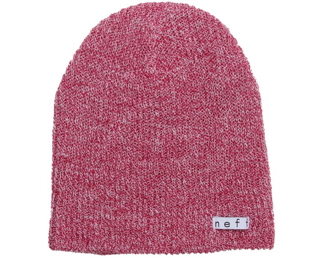 0c4a3a02158 Daily Heather White Pink Beanie - Neff beanies